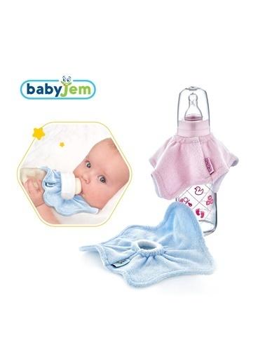 Baby Jem Biberon Kılıfı Mavi